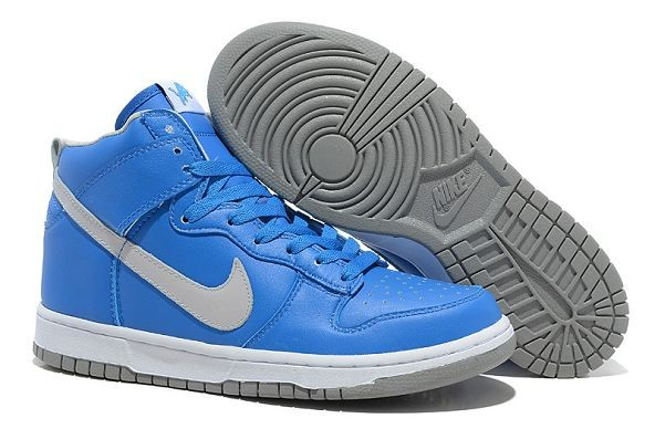 "Mens Nike Dunk SB High Shoes ""Lions"""