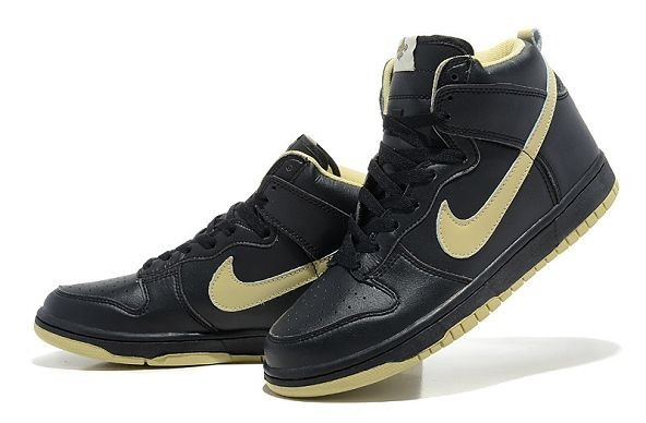 "Mens Nike Dunk SB High Shoes ""New Orleans Saints"""