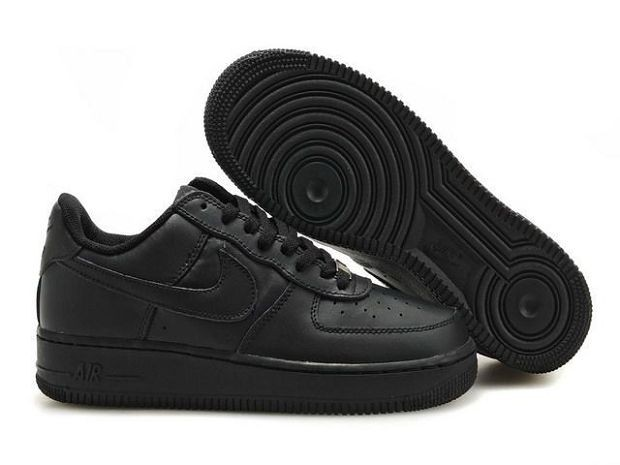 Nike Air Force 1 Low 07 Women's Shoe Black