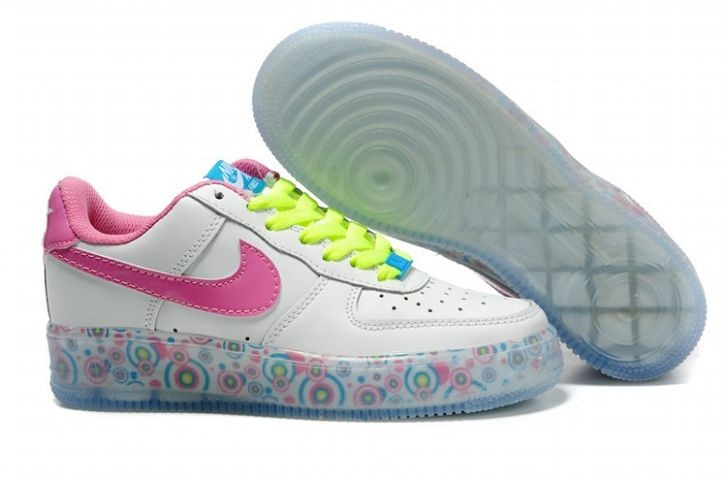Nike Air Force 1 Low 07 Women's Shoe Easter Eggs