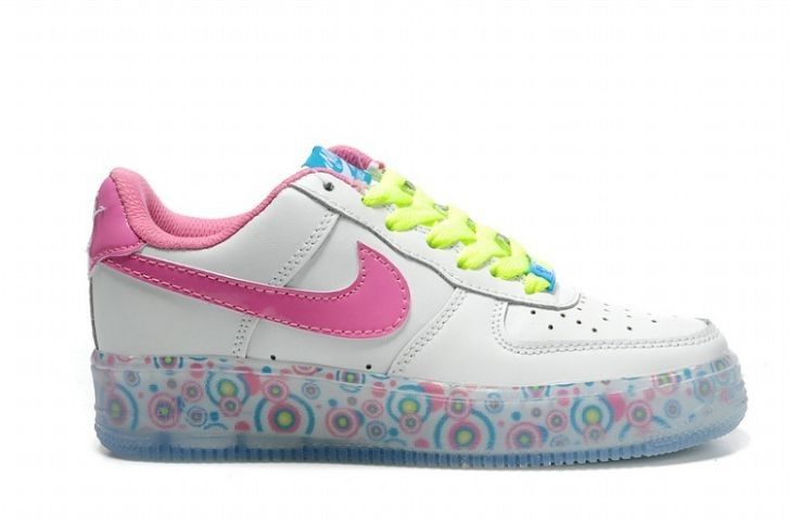 Nike Air Force 1 Low 07 Women\'s Shoe Easter Eggs