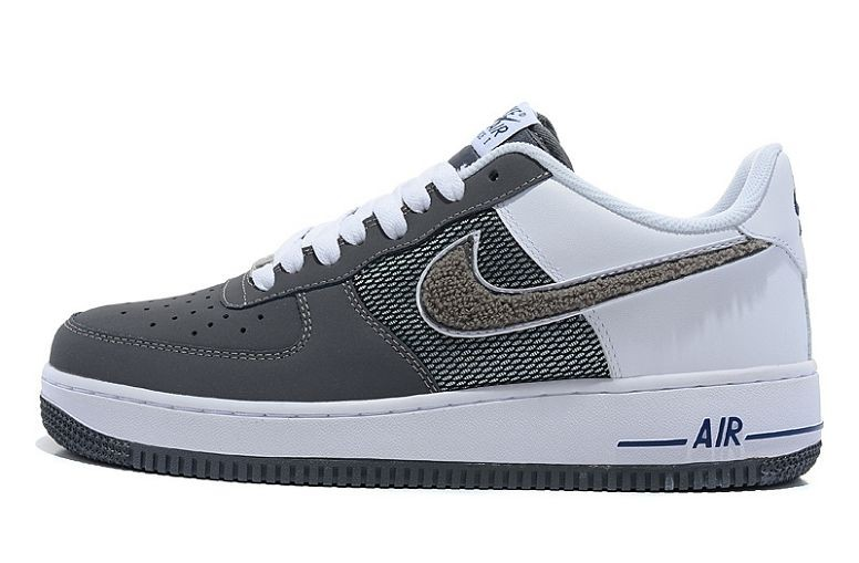 Nike Air Force 1 Low Mens Trainers Stealth Dark Grey