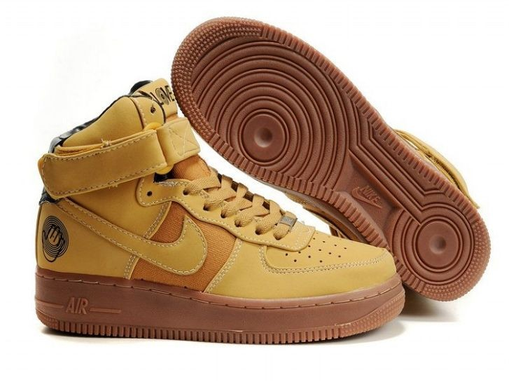 Nike Air Force 1 Mid 07 Women's Shoe Haystack