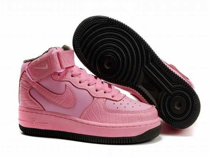 Nike Air Force 1 Mid 07 Women's Shoe Rose