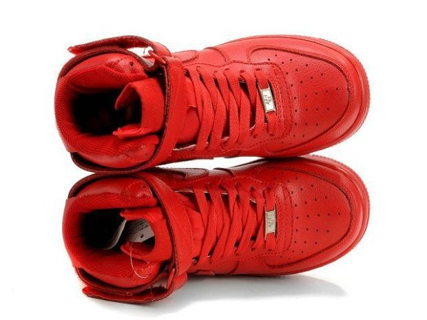 Nike Air Force 1 Mid 07 Women\'s Shoe Varsity Red