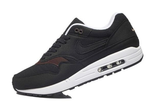 Nike Air Max 1 Essential Mens Trainers Anthracite White