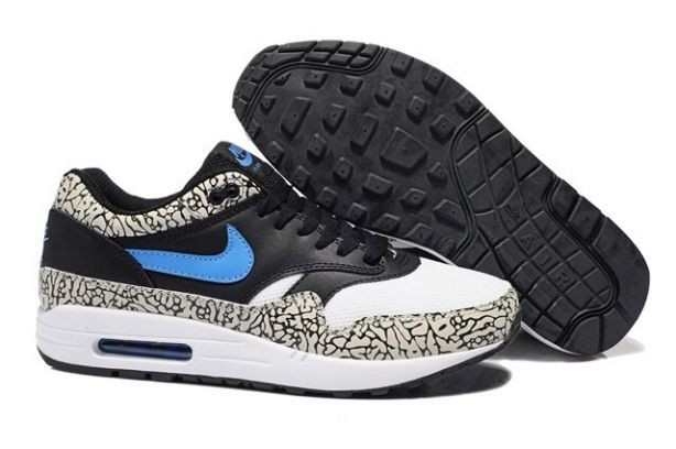 "Nike Air Max 1 Mens Trainers ""Elephant Print"""