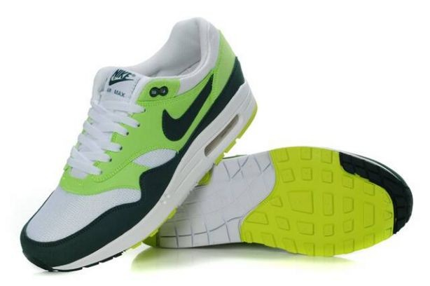 "Nike Air Max 1 Mens Trainers ""Gorge Green"""
