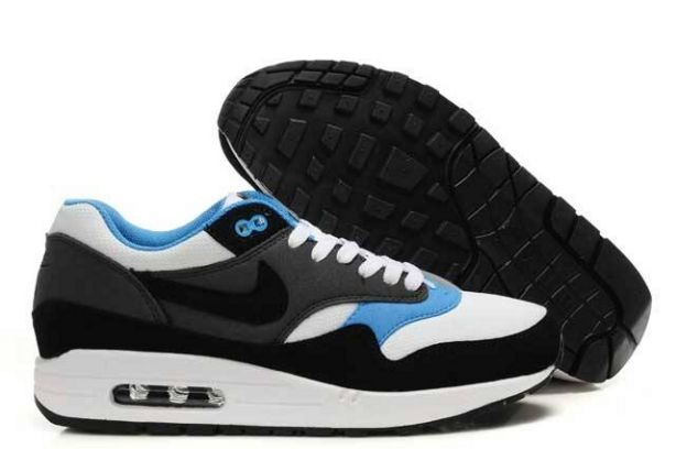 "Nike Air Max 1 Mens Trainers ""Neptune Blue"""