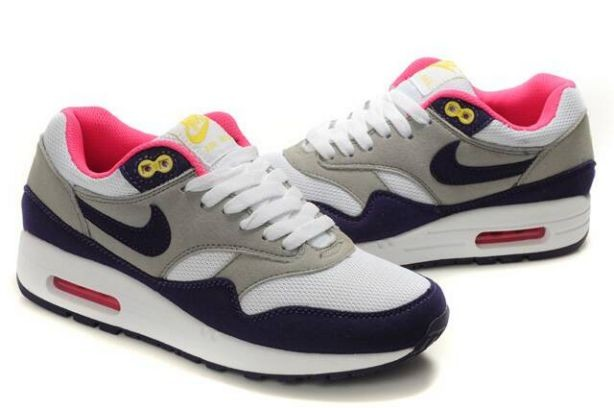 "Nike Air Max 1 Womens Trainers ""Club Purple"""