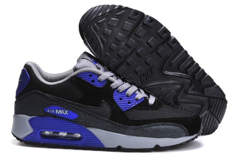 Nike Air Max 90 Essential Mens Trainers Purple Safari