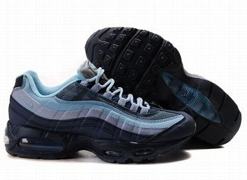 Nike Air Max 95 Mens Trainers Blue Black