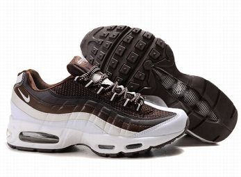 Nike Air Max 95 Mens Trainers Coffee White