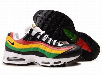 Nike Air Max 95 Mens Trainers Rasta