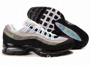 Nike Air Max 95 Mens Trainers White Medium Grey