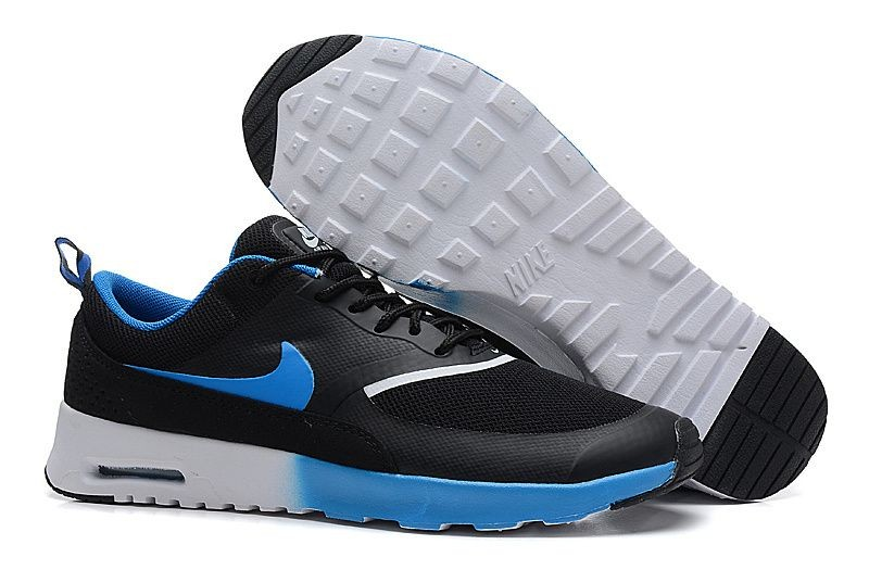 Nike Air Max Thea Mens Trainers Black Blue White