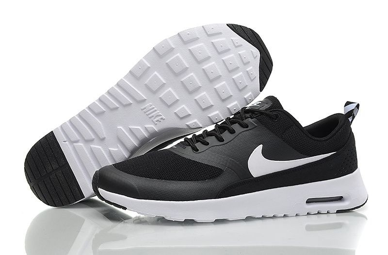 Nike Air Max Thea Mens Trainers Black White