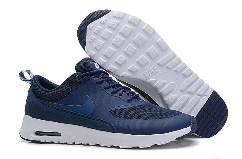 Nike Air Max Thea Mens Trainers Navy White