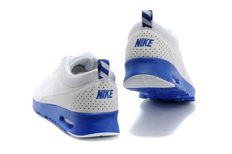 Nike Air Max Thea Mens Trainers White Royal Blue