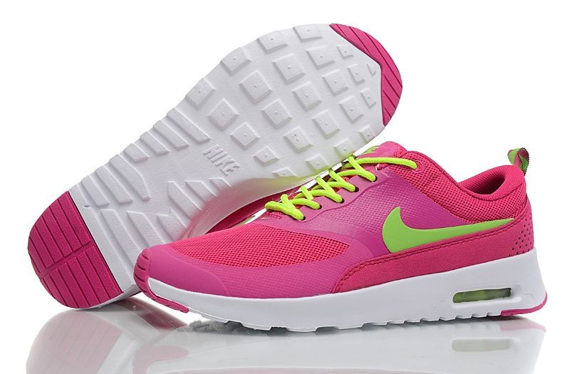 Nike Air Max Thea Womens Trainers Fusion Pink Volt