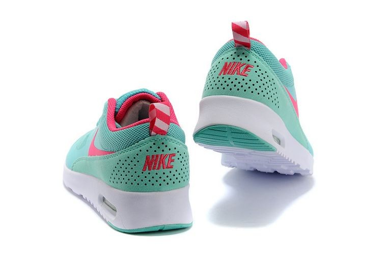 Nike Air Max Thea Womens Trainers Neo Turquoise Pink