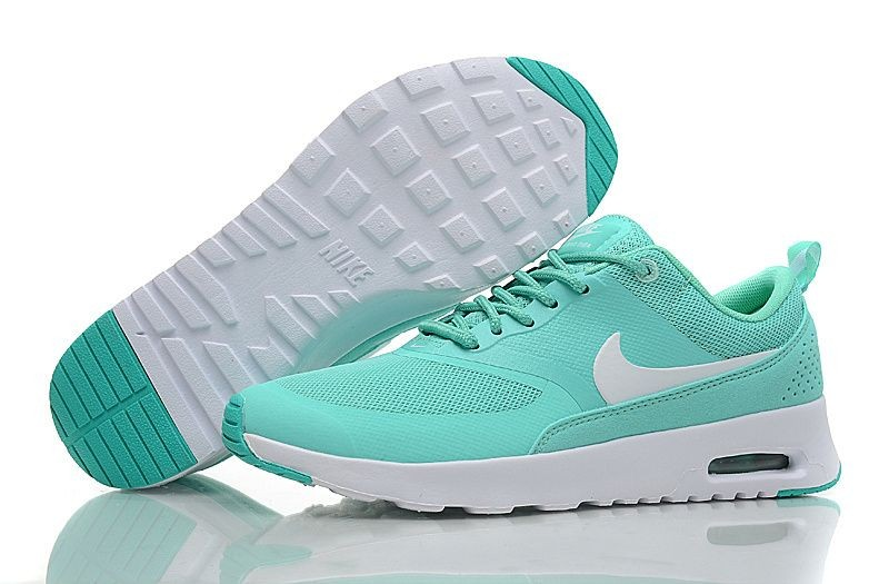 Nike Air Max Thea Womens Trainers Neo Turquoise White