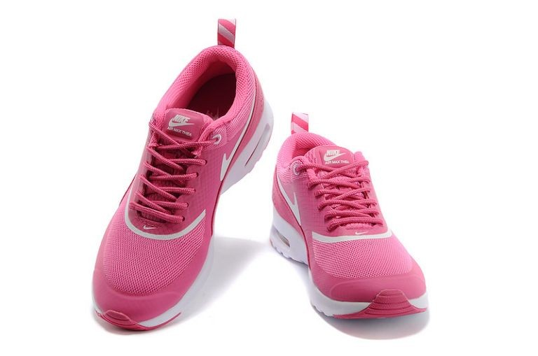 Nike Air Max Thea Womens Trainers Pink White