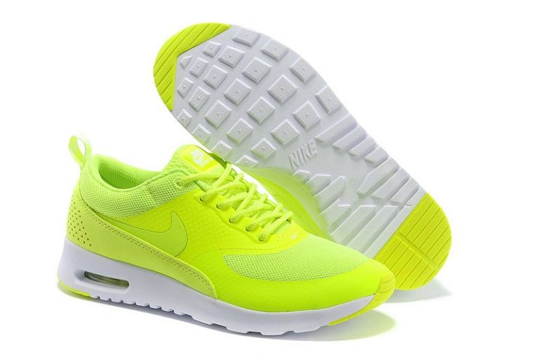 Nike Air Max Thea Womens Trainers Volt