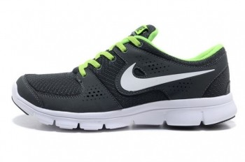 Nike Flex Experience RN Mens Running Shoes Anthracite White Volt