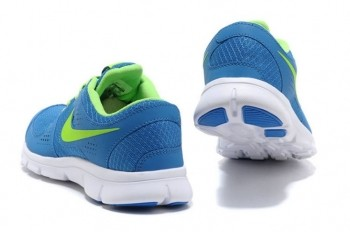 Nike Flex Experience RN Mens Running Shoes Blue Volt