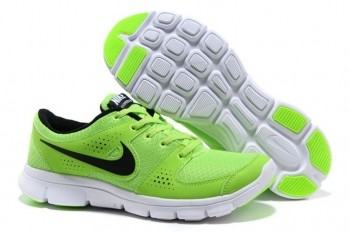 Nike Flex Experience RN Mens Running Shoes Green Black