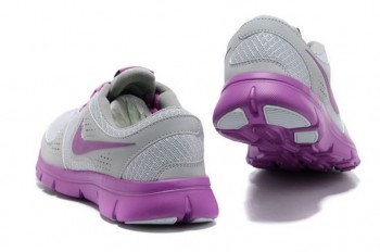 Nike Flex Experience RN Womens Running Shoes Wolf Grey Purple