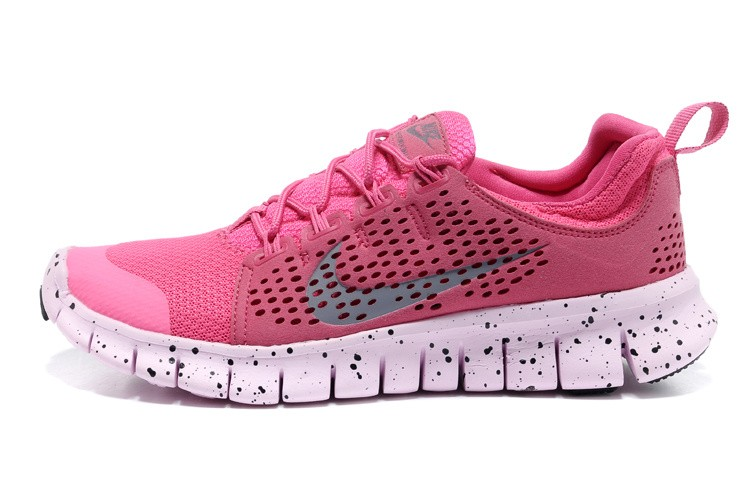 Nike Free Powerlines 2 Womens Pink Shoes