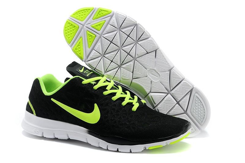 Nike Free TR Fit 3 Breathe Men's Training Shoe Black Volt