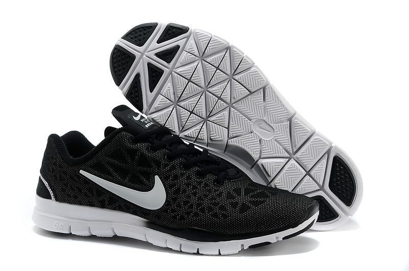 Nike Free TR Fit 3 Breathe Men's Training Shoe Black White