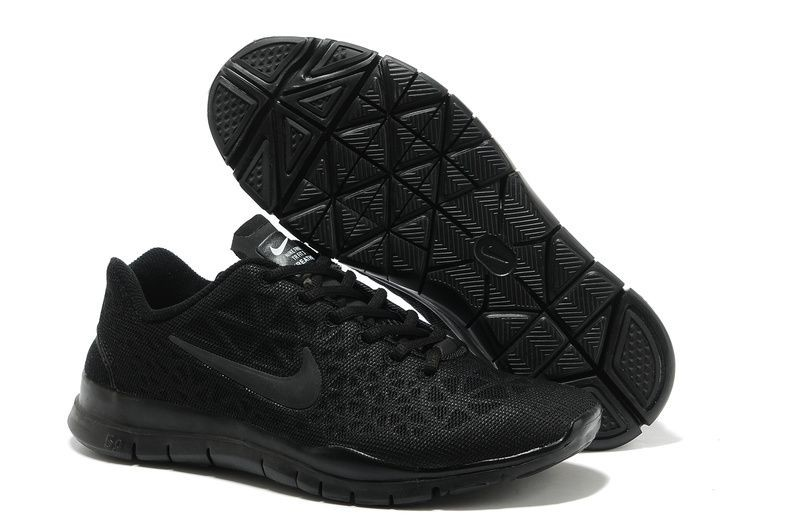 Nike Free TR Fit 3 Breathe Men's Training Shoe Blackout