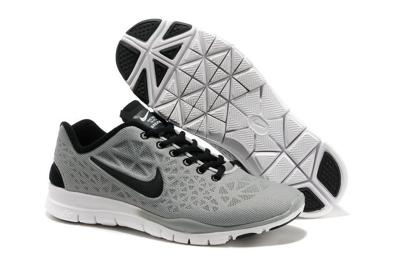 Nike Free TR Fit 3 Breathe Men's Training Shoe Cool Grey Black