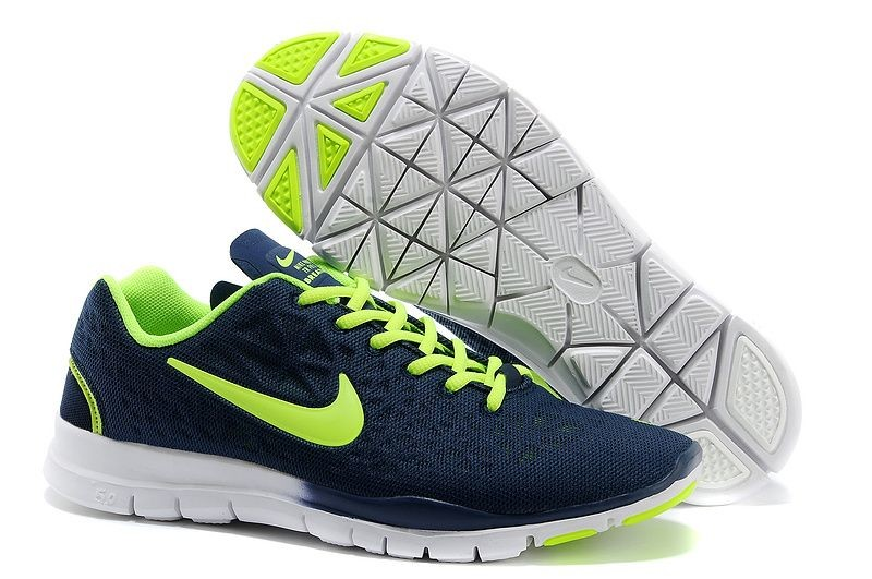 Nike Free TR Fit 3 Breathe Men's Training Shoe Navy Volt