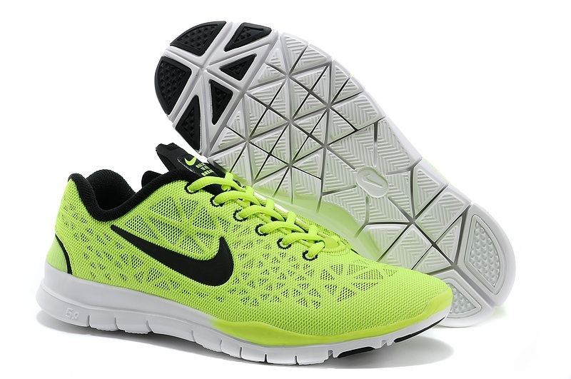 Nike Free TR Fit 3 Breathe Men's Training Shoe Volt Black