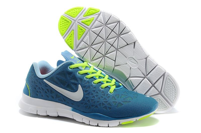 Nike Free TR Fit 3 Breathe Women's Training Shoe Water Blue Volt