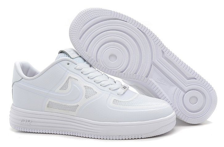 Nike Lunar Force 1 Fuse NRG Mens Shoes White
