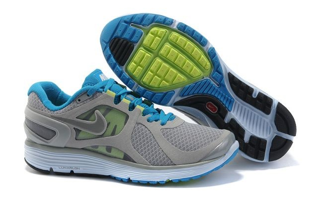 Nike LunarEclipse+ 2 Men's Running Shoes Stealth Blue Platinum Silver