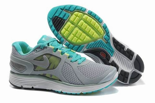 Nike LunarEclipse+ 2 Men's Running Shoes Stealth New Green Platinum Silver