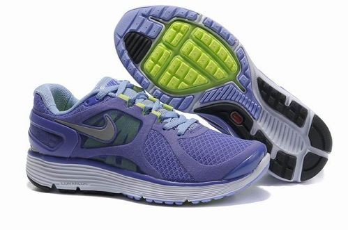 Nike LunarEclipse+ 2 Women's Running Shoes Club Purple Silver