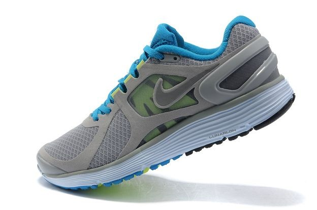 Nike LunarEclipse+ 2 Women\'s Running Shoes Stealth Blue Platinum Silver