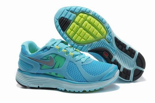 Nike LunarEclipse+ 2 Women\'s Running Shoes Vivid Blue Silver