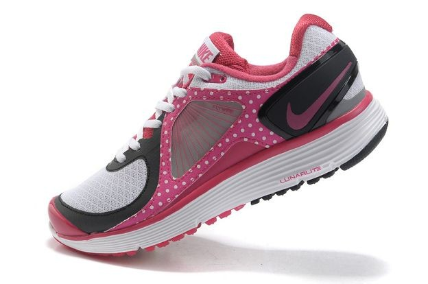 Nike LunarEclipse+ Women\'s Running Shoes White Pink