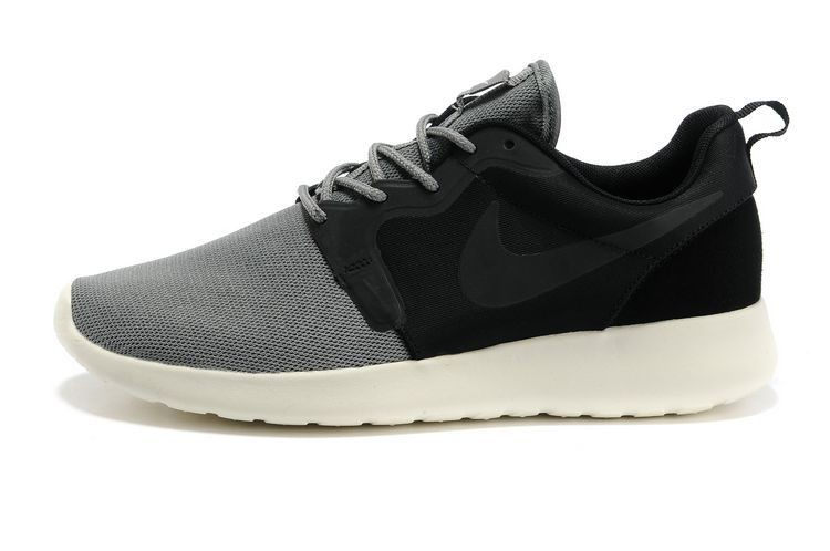 Nike Roshe Run HYP QS Mens Runinng Shoes Black Gray