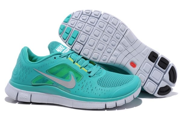 Womens Nike Free 5.0 V3 Verdure Running Shoes