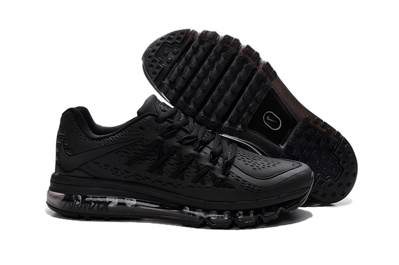 Nike Air Max 2015 II Men All Black